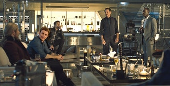 Age of Ultron party