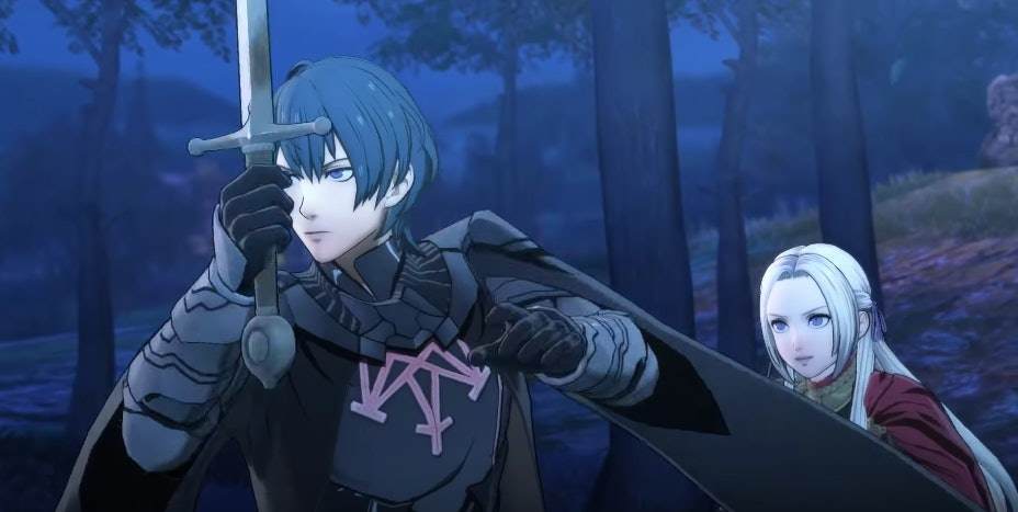'Fire Emblem: Three Houses' smash bros ultimate dlc