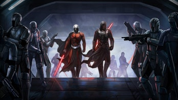 Knights of the Old Republic Darth Malak and Revan