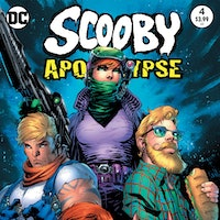 Exclusive 'Scooby Apocalypse' Issue 4 Preview From DC Comics