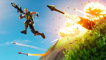 Rocket Launchers got a nerf in this version 4.4 update to 'Fortnite'.