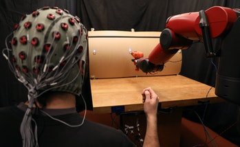 brain control cap baxter mit csail baxter