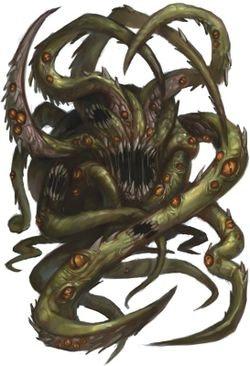 Pathfinder Chaos Beast