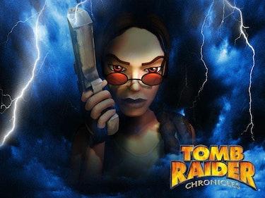 "'Tomb Raider: Chronicles"""