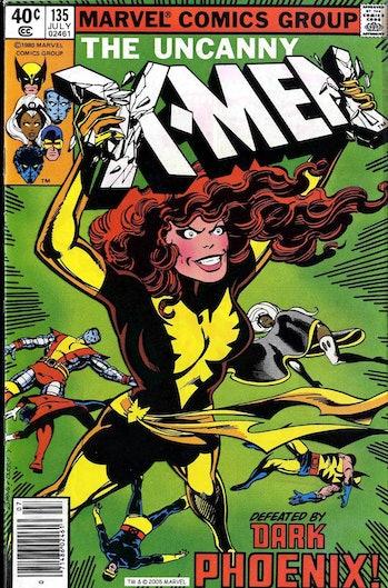 X-Men Marvel Dark Phoenix