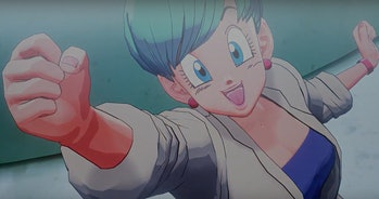 dragon ball kakarot bulma