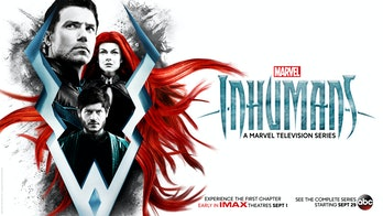 Marvel Inhumans