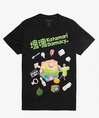 KATAMARI DAMACY PRINCE T-SHIRT
