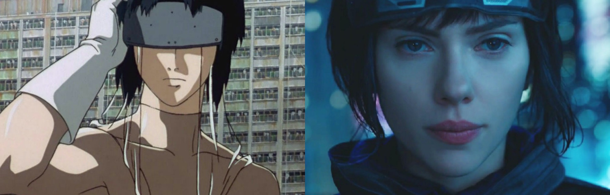 Ghost In The Shell Actors Will Dub Over Scarlett Johansson
