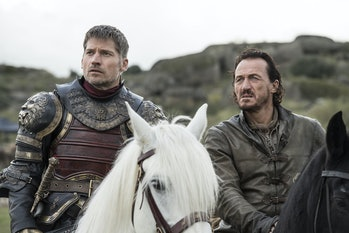 Nikolaj Coster Waldau and Jerome Flynn in 'Game of Thrones' Season 7 episode 4