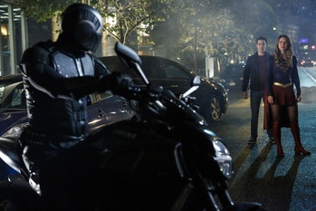 Supergirl Guardian Batman