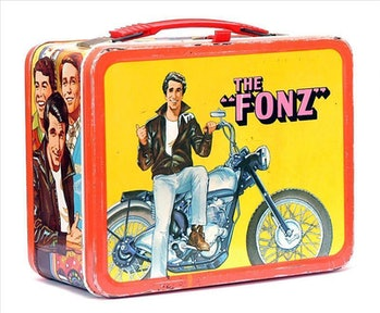 The Fonz Lunchbox