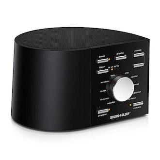 Sound+Sleep High Fidelity Sleep Sound Machine