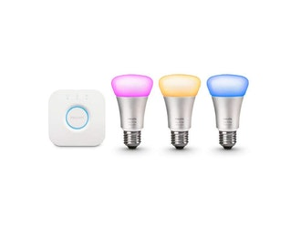 Philips Hue White and Color Ambiance Smart Bulbs