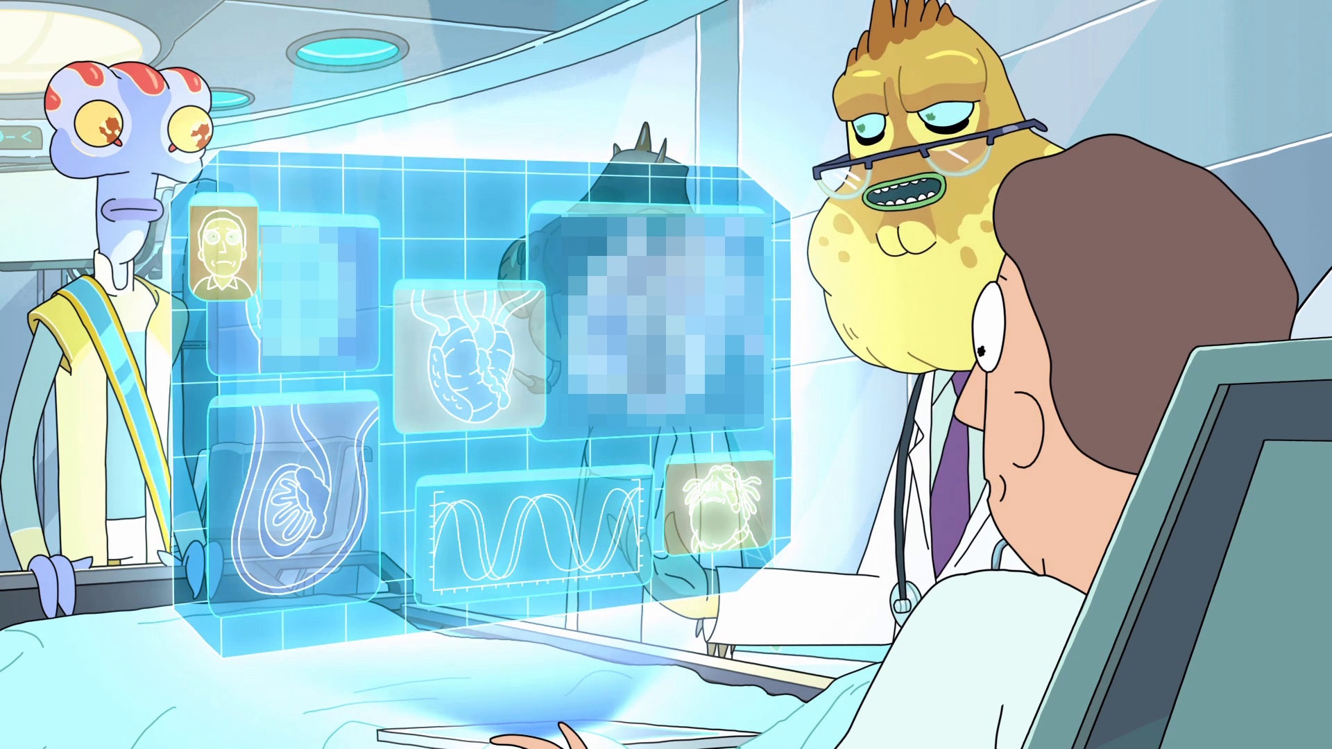 'Rick and Morty' Jerry's Penis