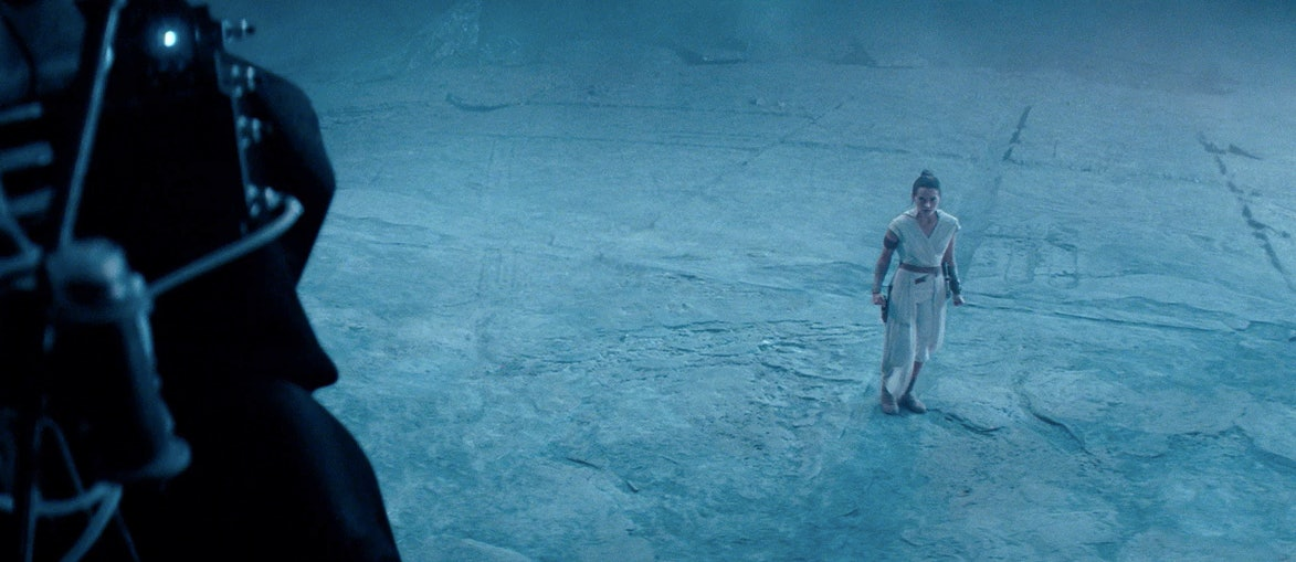 Palpatine versus Rey in 'The Rise of Skyawlker': What planet is this?