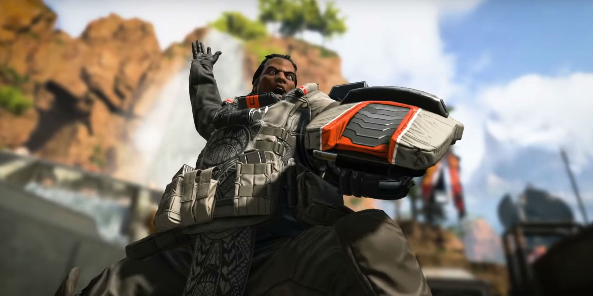 Apex Legends Gibraltar