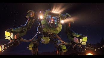 Love, Death & Robots Suits