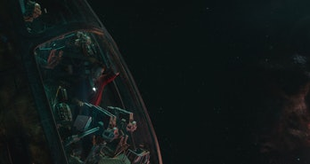 Avengers Endgame Tony Stark Nebula