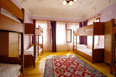 Istanbul, hostel