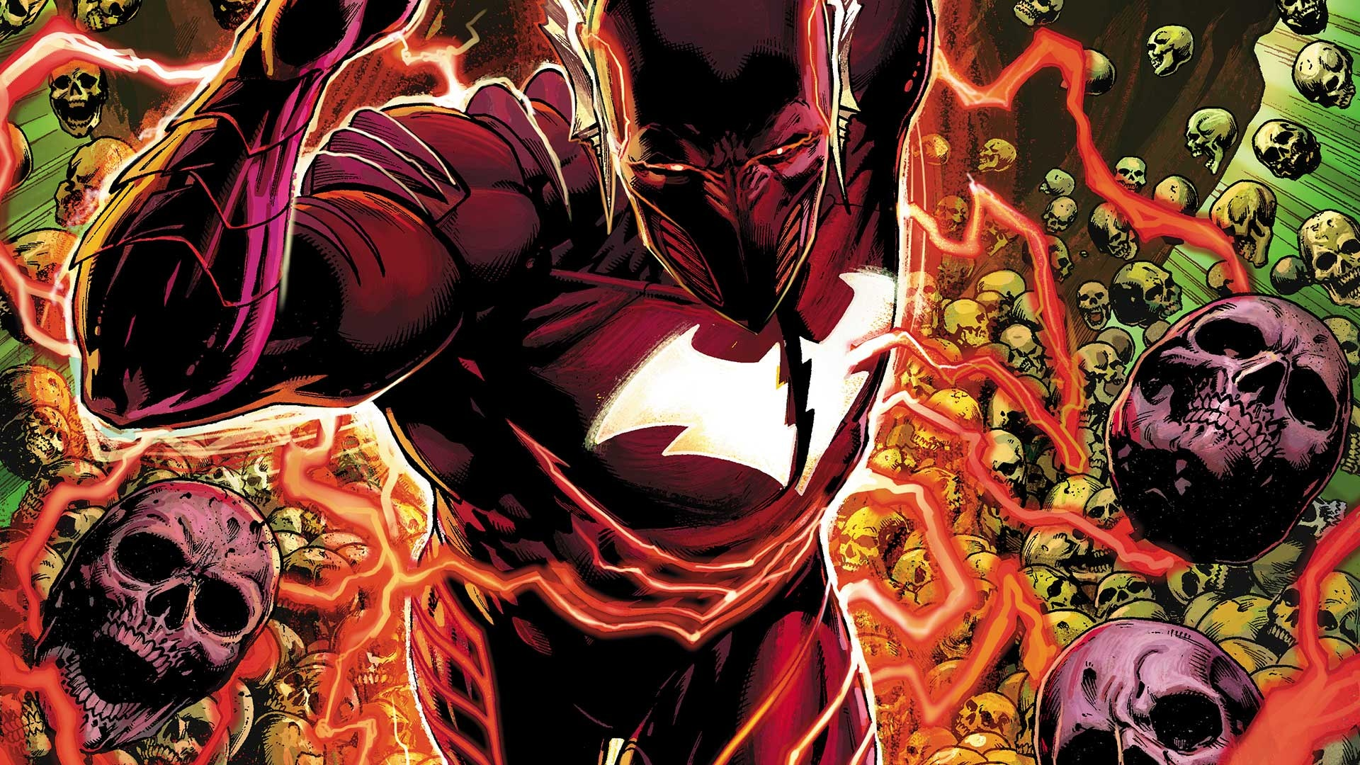 Red Death Flash CW