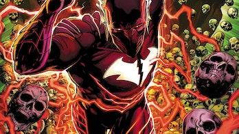 Red Death Flash CW