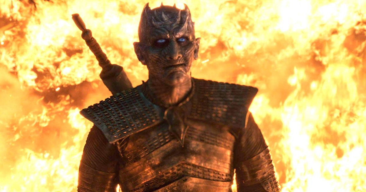 'Game of Thrones' Documentary Finally Reveals the Night King's Motivation