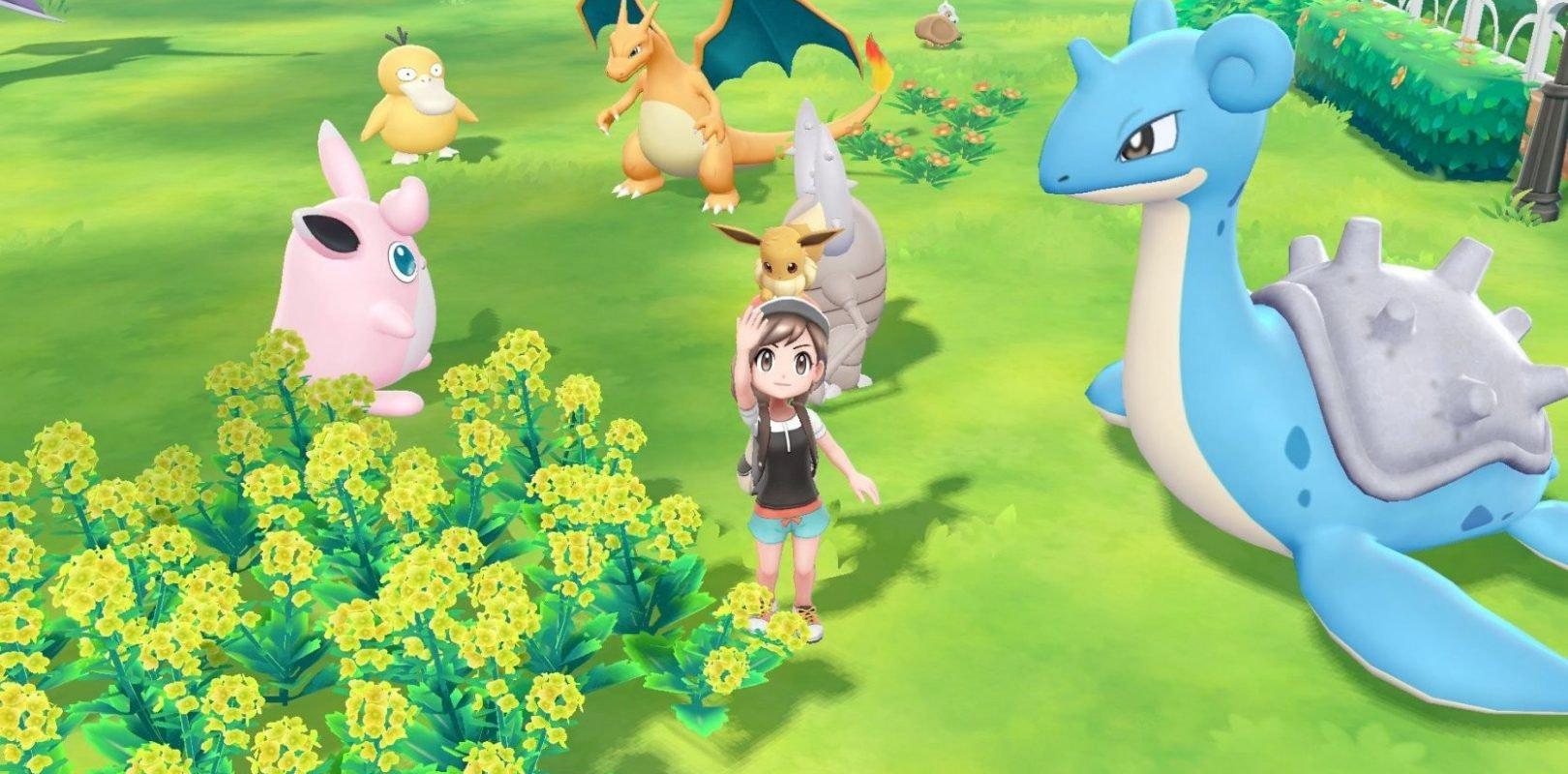 'Pokemon: Let's Go'