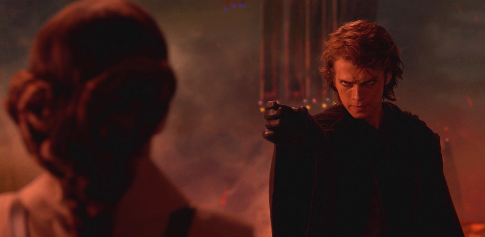 Anakin Skywalker Probably Wasn T Really In Love With Padme In Star Wars