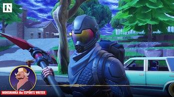 Mooshanka's avatar in 'Fortnite: Battle Royale'.
