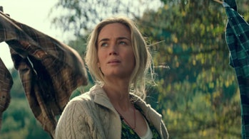Emily Blunt in 'A Quiet Place'