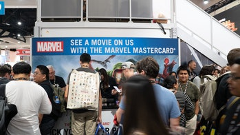 See a movie on us with the Marvel Mastercard.