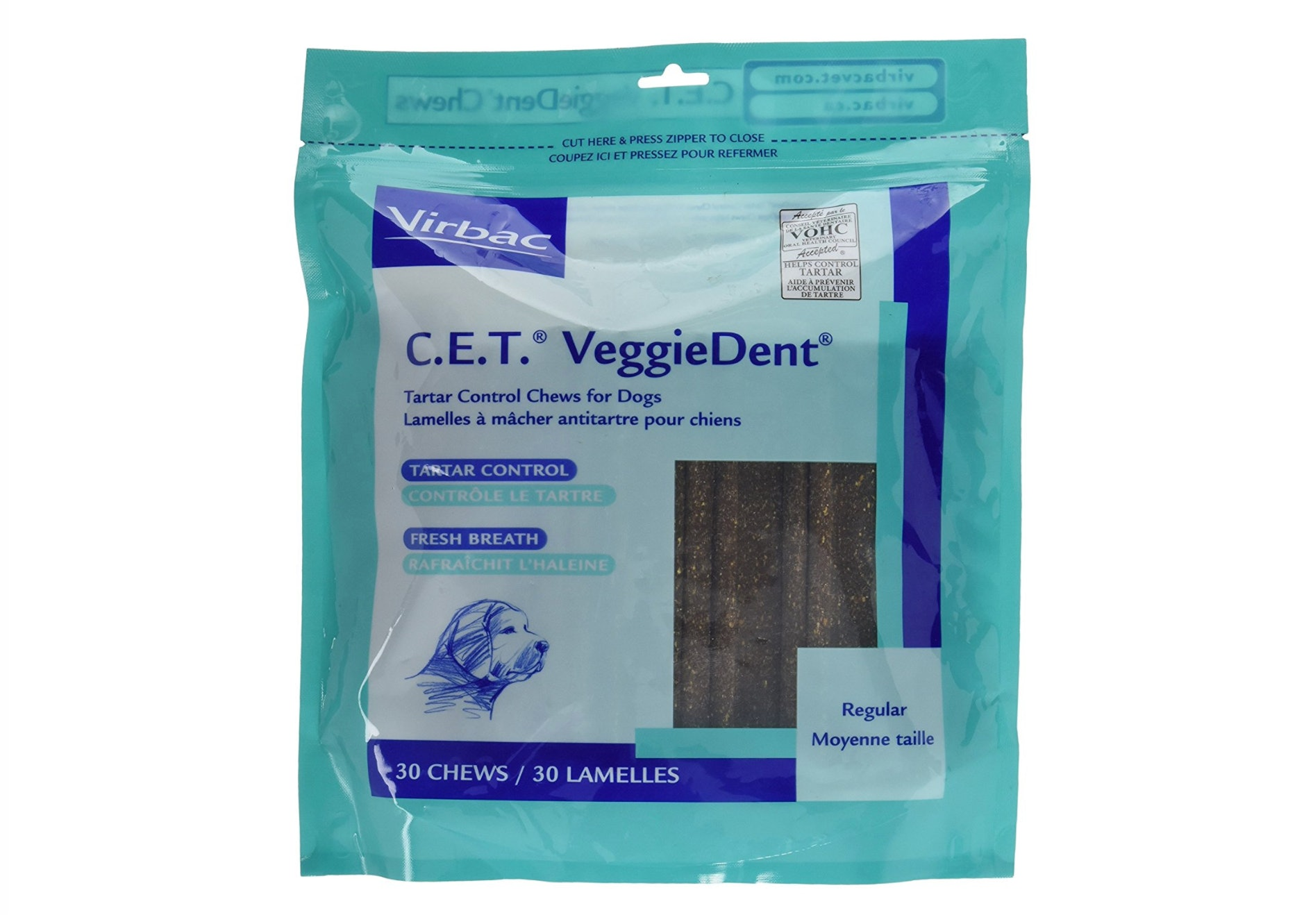 veggiedent chews