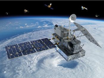 Earth, NASA, satellite