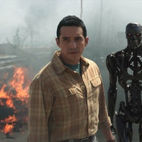 'Terminator: Dark Fate' Gabriel Luna's audition used a Tom Cruise classic
