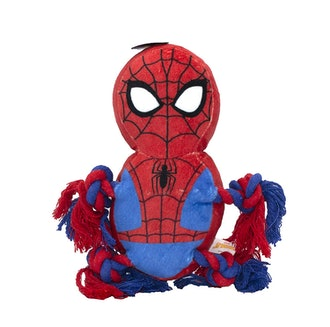 Marvel Comics Spiderman Rope Knot Buddy for Dogs