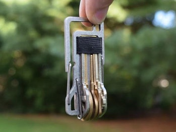 Key Titan KT7 Carabiner