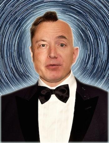 Elon Musk Jeff Bezos