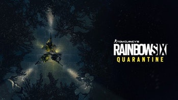rainbow six quarantine tom clancy's