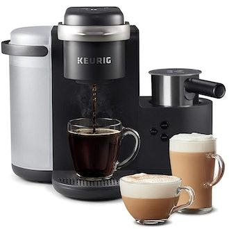 Keurig K-Cafe Single-Serve K-Cup Coffee Maker, Latte Maker, and Cappuccino Maker