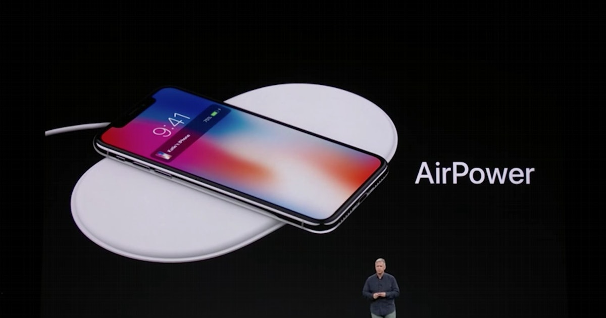 AirPower Hasn't Even Launched and It's Already Set Up for Embarrassment