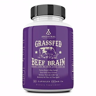 Ancestral Supplements Grass Fed Brain