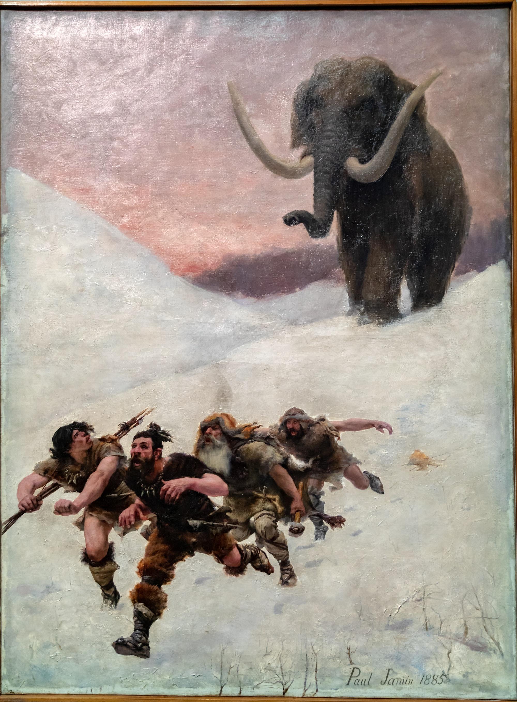 Neanderthal Exhibition, Paris