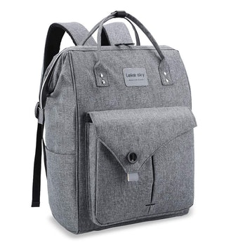 Lekesky Laptop Backpack 15.6 Inch Work Laptop