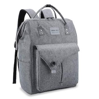 Lekesky Laptop Backpack 15.6 Inch Work Laptop