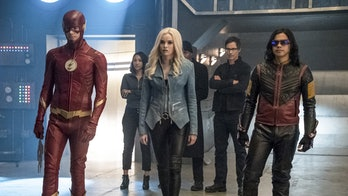 The Flash, Killer Frost, and Vibe