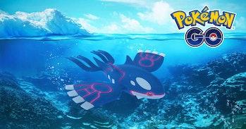 Kyogre, the Legendary Water Pokémon from the Hoenn region recently found its way into 'Pokémon GO'.