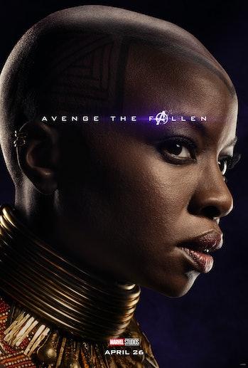 Avengers Endgame Okoye