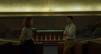 John Cho Haley Lu Richardson Columbus
