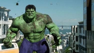 Ang Lee's 'Hulk'